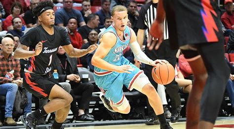 Aztec Standout Malachi Flynn Selected in 1st Round of NBA ...