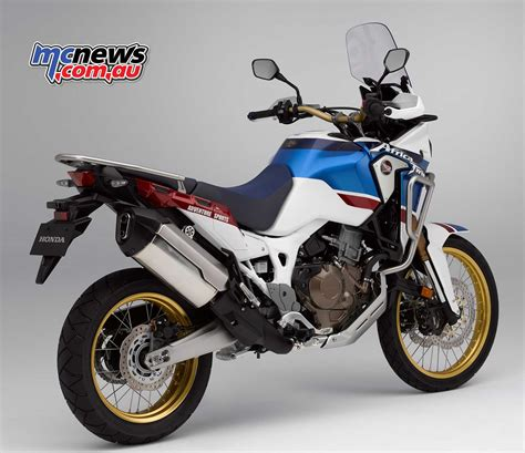 honda africa 2018 2019 africa adventure sports now in dealers mcnews