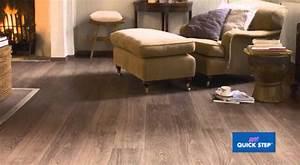 avenue du sol quick step la gamme parfaite parquet With parquet stratifié quick step