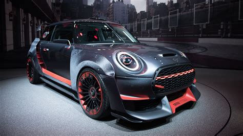 Cooper Works Gp by 2017 Mini Cooper Works Gp Concept Top Speed