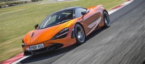 Mclaren 720s Road & Track 2018 Performance Car Of The Year