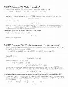 2003 Amc 10  12 Teachers U0026 39  Manual