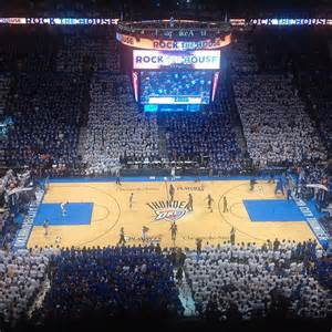 Oklahoma City Thunder Pulled Off One Of The Coolest Crowd ...