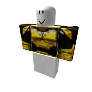 Golden Roblox Halo Shirt