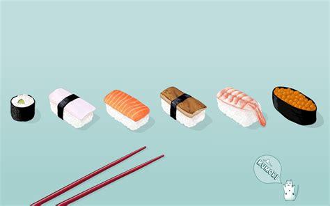 cuisine galaxy sushi fond d 39 écran and arrière plan 1440x900 id 46709