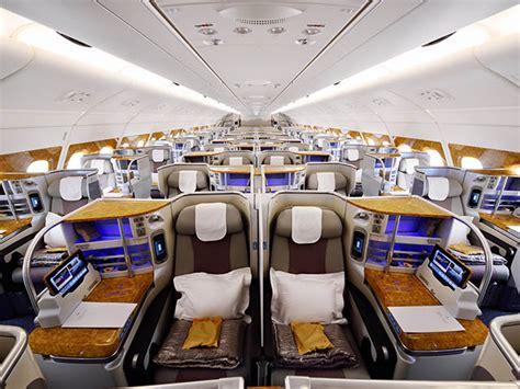 emirates airlines nouvelles cabines avec plus de sièges