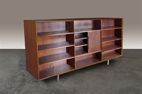Danish Rosewood Bookcase  Per Seper Se