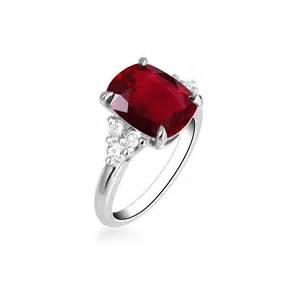 bagues fianã ailles engagement ring settings bague de fiancaille femme rubis