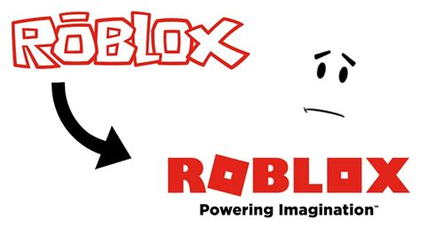 Let's Change The Roblox Logo Back!!!