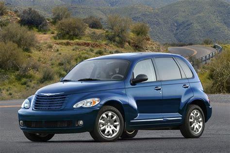 Are Chrysler Pt Cruisers Cars chrysler pt cruiser sport utility models price specs