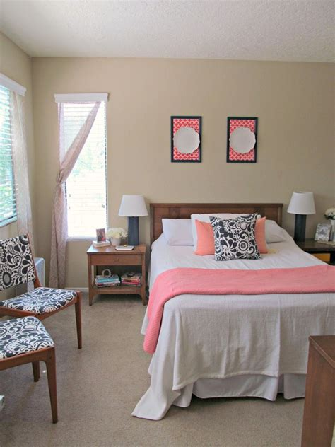 marvelous coral bedroom design ideas decoration love