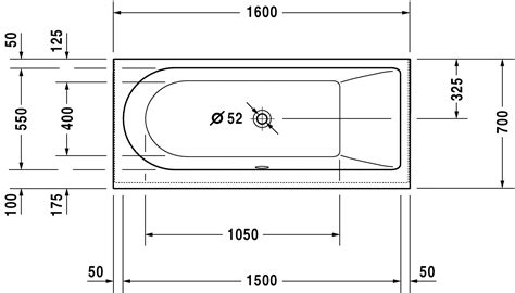 width of tub new bathtub with support for standard
