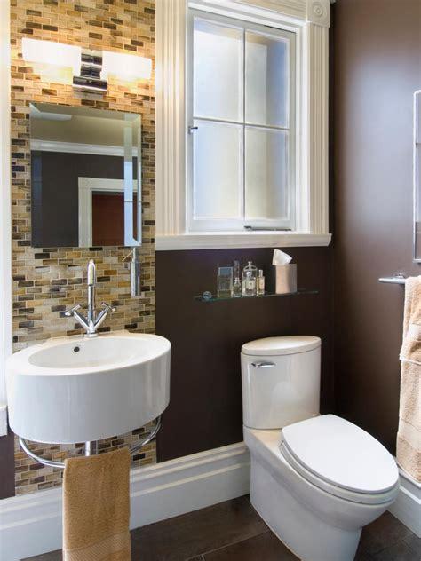 small bathroom designs pictures small bathrooms big design hgtv