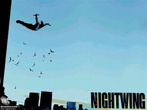 Nightwing - Robin/Dick Grayson/Nightwing Wallpaper ...