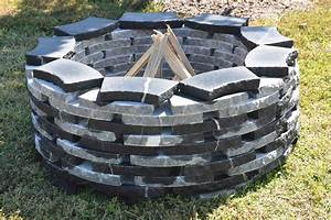 Natural, Stone, Fire, Pit, Installers