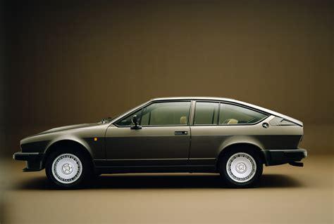 1980 Alfa Romeo by Alfa Romeo Alfetta Gtv6 2 5i 1980 Cartype