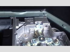 BMW 745 BRAKE ACTUATOR PART 2 YouTube