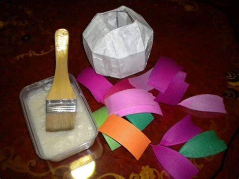 diy lotus  paper lanterns art craft ideas