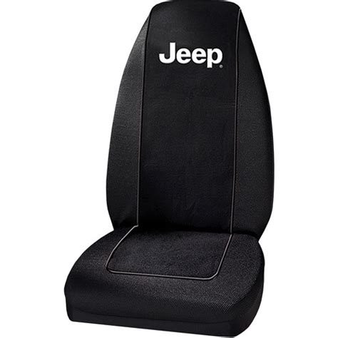 Walmart Booster Seat Covers by Plasticolor Jeep Text Embroidered Seat Cover Walmart