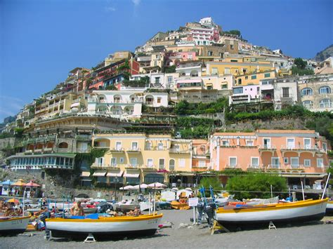 Positano Italy Canuckabroad Places