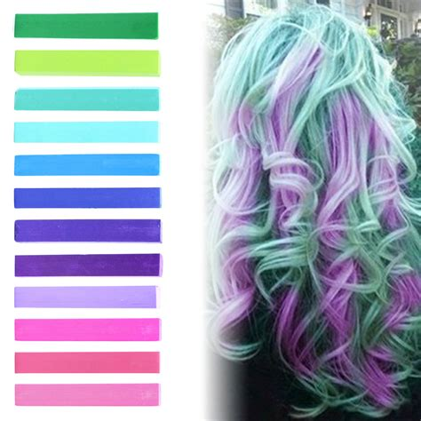 Big Pink Ombre Temporary Hair Dye Set Exotic Blossom