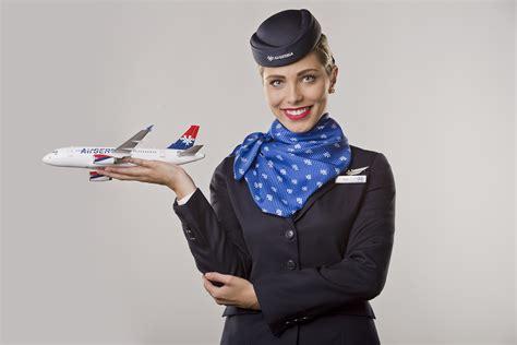 cabin crew member air serbia to add 100 crew members