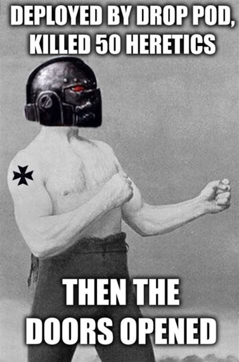 Manliest Man Meme - overly purging marine overly manly man know your meme