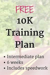Intermediate 10K Training Plan + Tufts Health Plan 10K for ...  10k