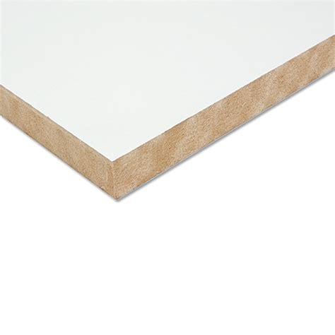 mdf platte 19 mm mdf platte mit grundierfolie wei 223 max zuschnittsma 223 2 800 x 2 050 mm st 228 rke 19 mm bauhaus