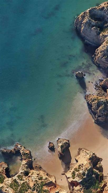 Pixel 4k Google Android Lagos Portugal Wallpapers