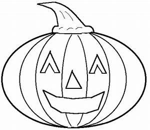 Citrouille Halloween Dessin : colorier les dessins de halloween ~ Melissatoandfro.com Idées de Décoration