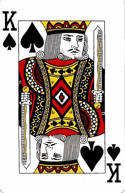 King Card Playing Cards Clubs Clipart Clip