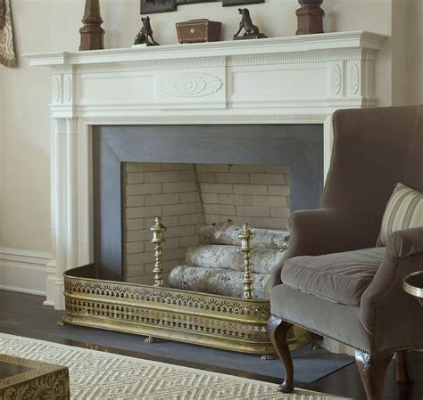 beautiful fireplace mantels living room