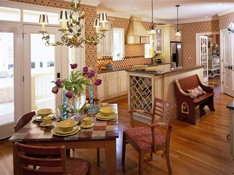 home decorating in a country home style