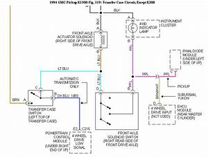 94 Gmc Transfer Case Wiring Diagram Wiring Diagram Photos