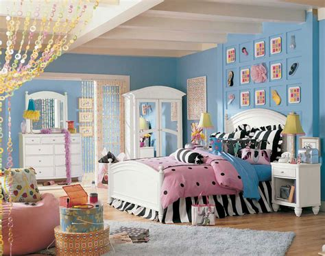 Cool And Cute Bedroom Ideas For Teenage Girl
