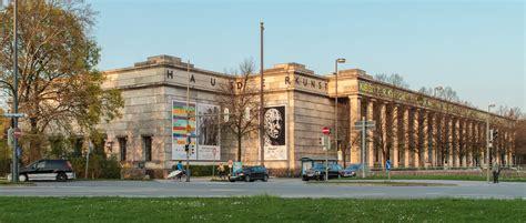 Englischer Garten München Haus Der Kunst by Ns Architektur In Deutschland
