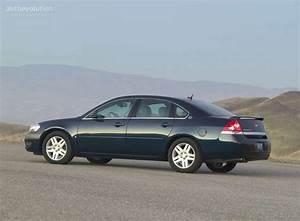 Chevrolet Impala Specs - 2005  2006  2007  2008  2009  2010  2011  2012