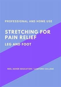 Leg And Foot Stretching Guide  U2013 Nielasher Com