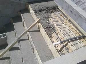 Hauteur Marche Escalier Extérieur : ferraillage escalier piscine construction piscine pinterest escalier piscine piscines et ~ Farleysfitness.com Idées de Décoration
