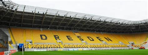 Sg dynamo dresden would become one of the main rivals of bfc dynamo, and the 1970s would largely belong to sg dynamo dresden, followed by 1. Dynamo Dresden Altes Stadion - Fussballmuseum Rudolf ...