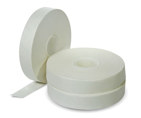 strapping banding paper roll white hydery supplies