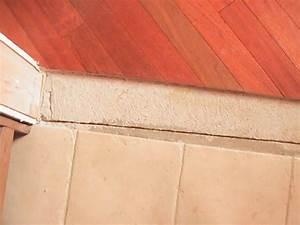 parquet stratifie colle sur plancher chauffant mosaique With parquet stratifié collé