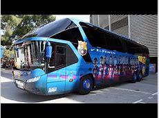 FC BARCELONA'S BUS YouTube