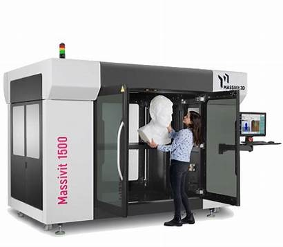 3d Format Printers Massivit Digital Printing Based