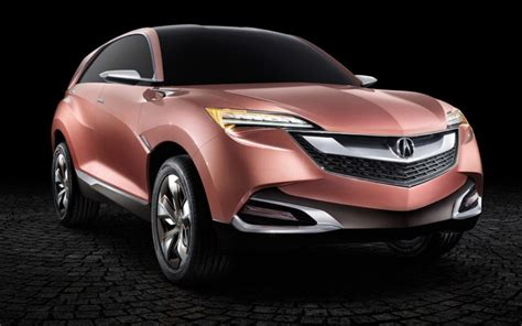 Acura Future Cars 2019 : 2019 Acura Mdx High Resolution Pictures