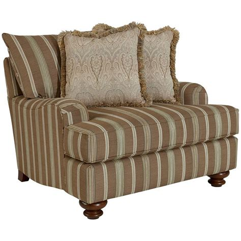 broyhill 6061 0 cora chair and a half discount furniture