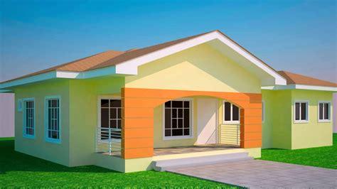 cost build bedroom house ghana