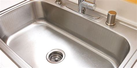how to shine stainless steel sink make it shine how to clean your stainless steel sink
