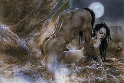 Couple Erotic Fantasy Art